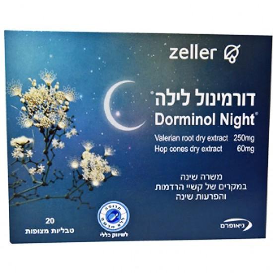 Dorminol Night (night Nerven)