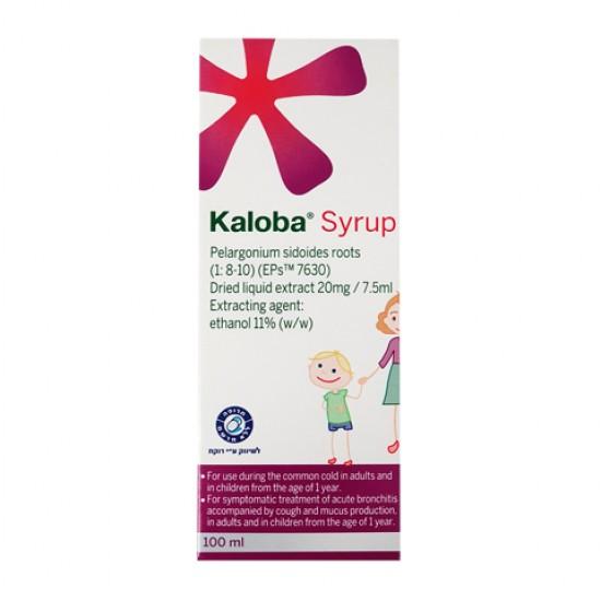 Kaloba syrup
