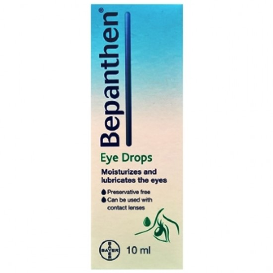 Bepanthen eye drops