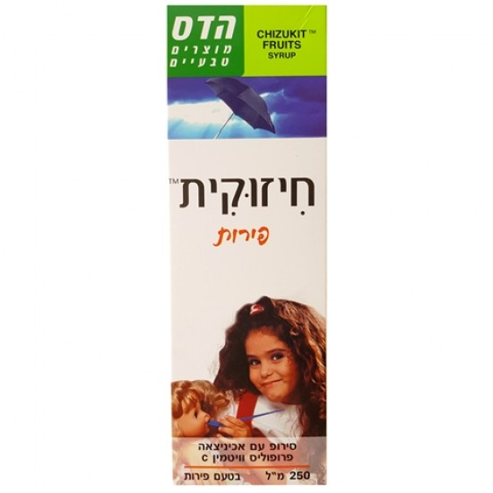 Chizukit syrup for kids