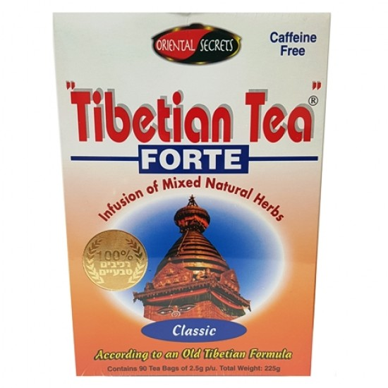 Tibetian tea - Forte Classic