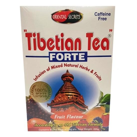 Tibetian tea - Fruit Flavour