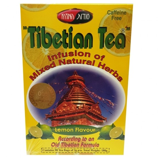 Tibetian tea - Lemon Flavour