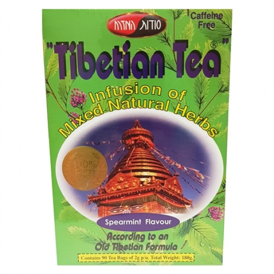 Tibetian tea - Spearmint Flavour